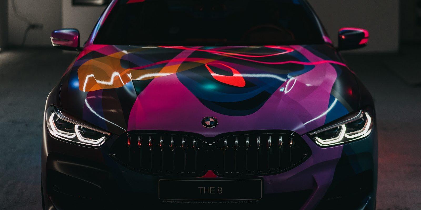 vinyl car wrap