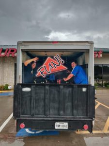 FUN Truck Vinyl Wraps | Accurate Signs